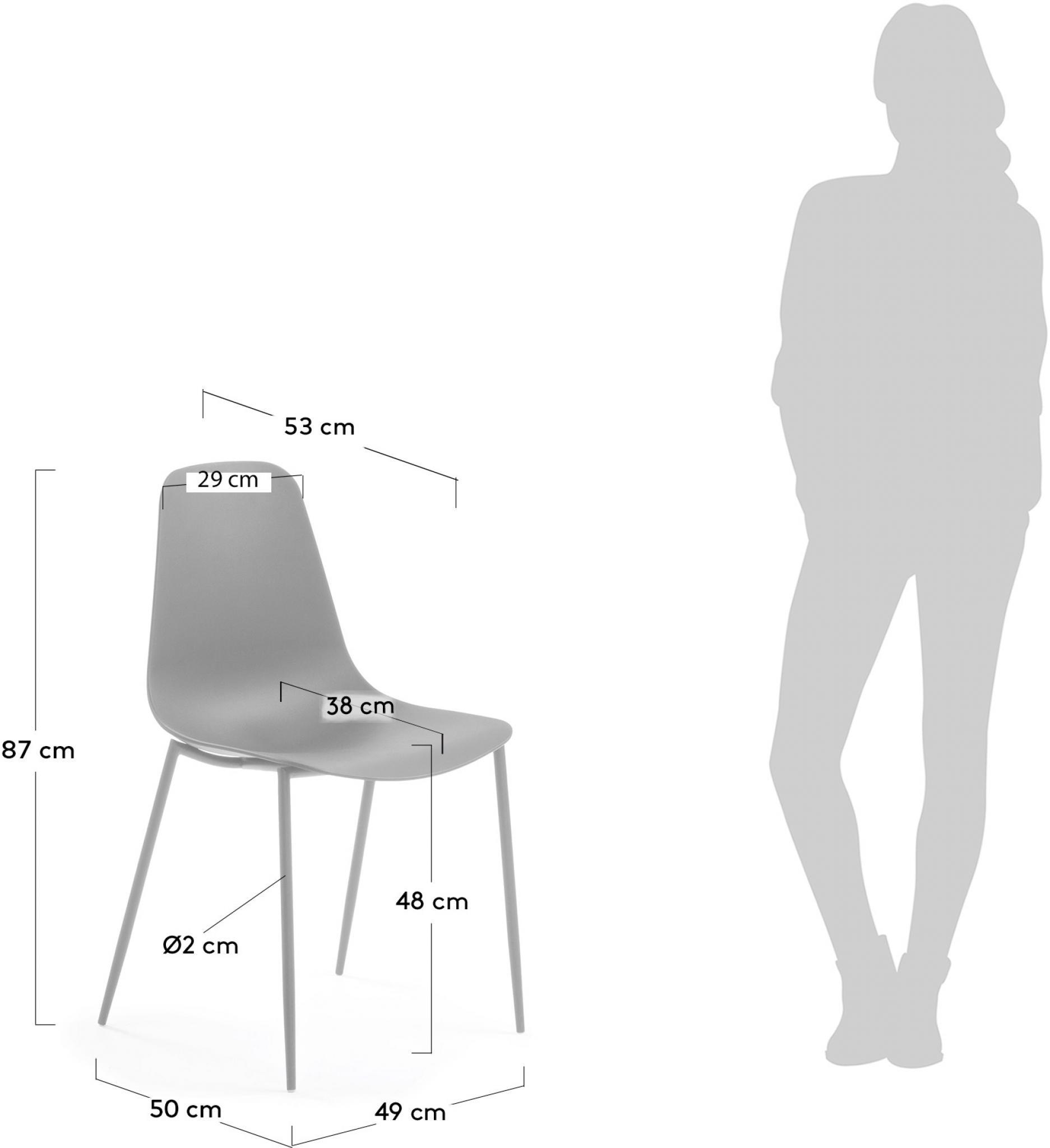 Stuhl  4 er Set