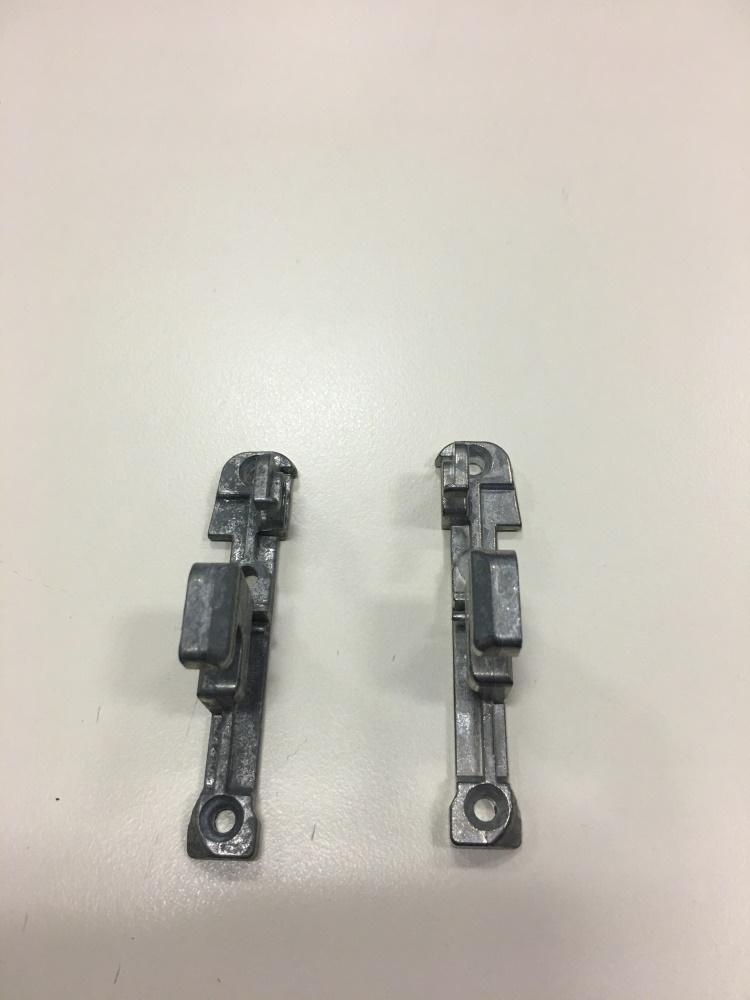 Ersatzteil Frontblendenhalter Metall