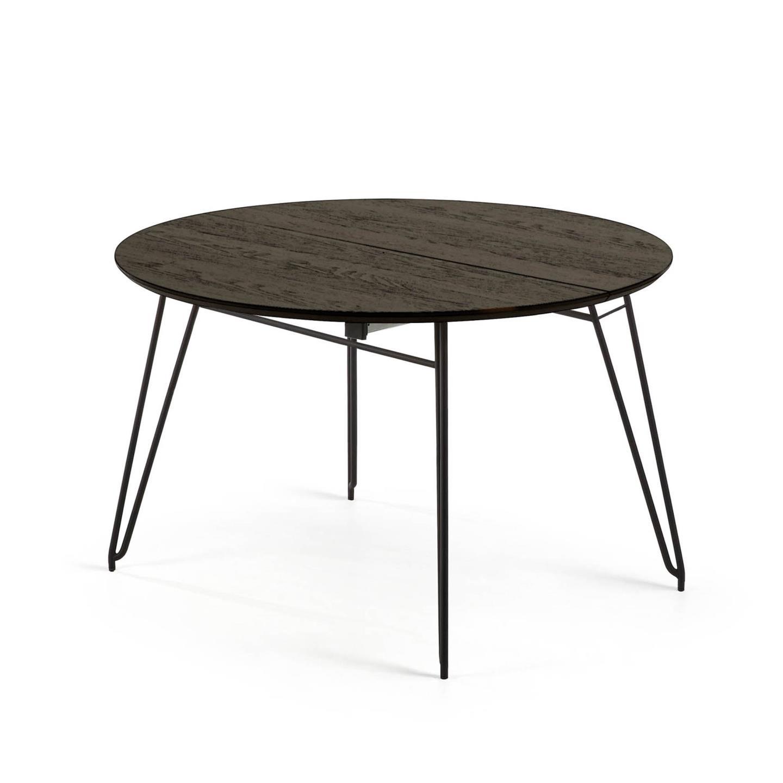 Tisch Milian,  oval  Auszieh-Tisch in drei Größen